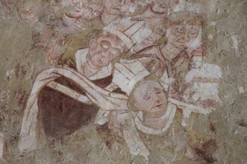 L'église romane d'Antigny