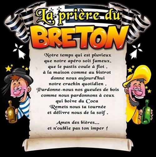 PRIERE DU BRETON (de bonne humeur)