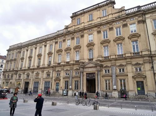Lyon: autour de la place des terreaux (photos)