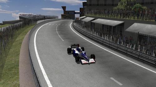 Team-Brabham Yamaha