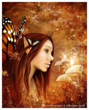 Communiquer avec les fées et être exaucé...