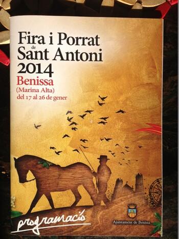 Fira i Porrat de Sant Antoni 2014