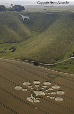2011 les nouveaux crops circles