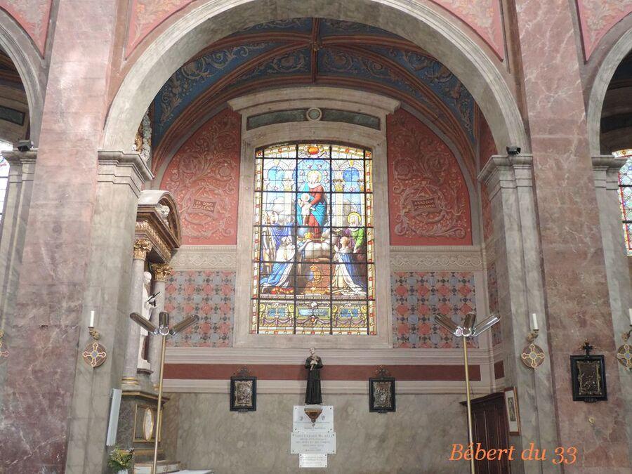 l'église Saint Nicolas à Blois (41)