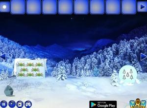 Jouer à Escape game Christmas tree