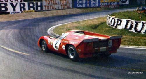 Lola T70 ( 1967-1971 )