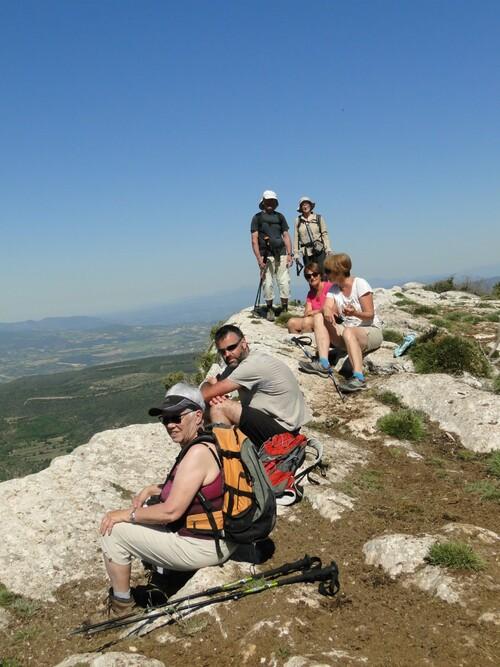 08/06 au 10/06 Les passerelles du Mont Rebei en Catalogne Club de randonnée des Htes Corbières
