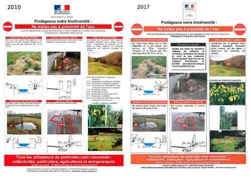 Le préfet de la Vendée condamné à mieux protéger l'eau vis-à-vis des pesticides
