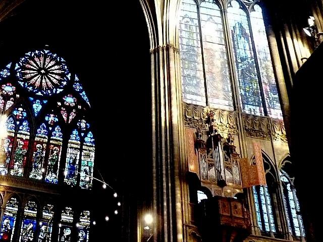 La nuit des cathédrales à Metz 9 Marc de Metz 2012