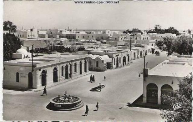 Djerba Houmt Souk 1900