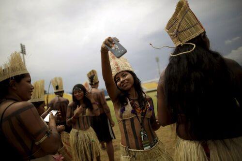 Jeux mondiaux indigènes