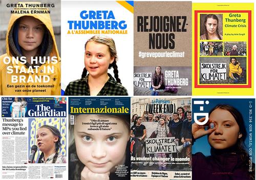 Le cirque Greta Thunberg et sa critique