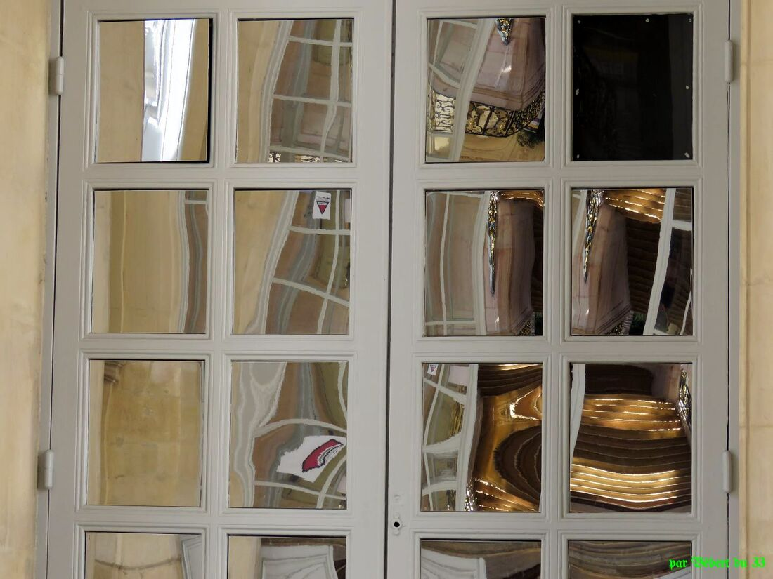 Reflets à Dijon