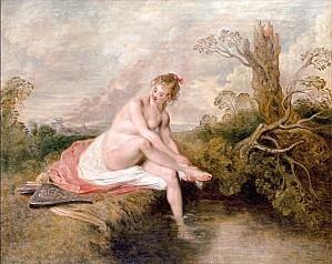 JEAN-ANTOINE-WATTEAU-DIANA-BATHING