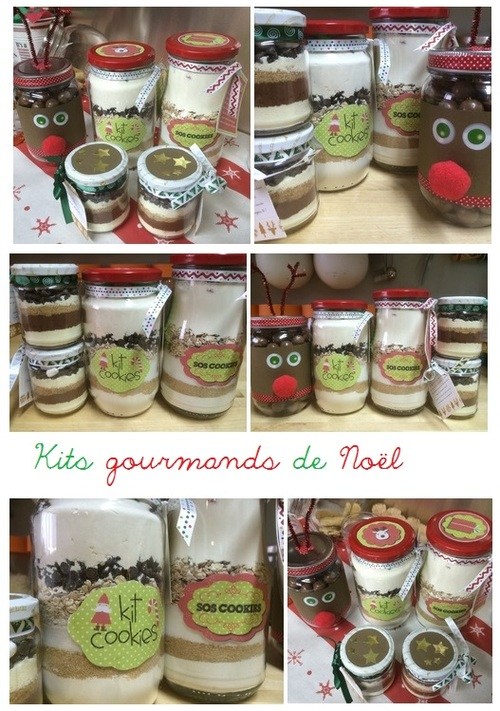 Les kits gourmands