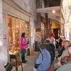 La rue des anciens commerces
