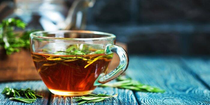 Cinq Avantages De Boire Du Thé Vert -