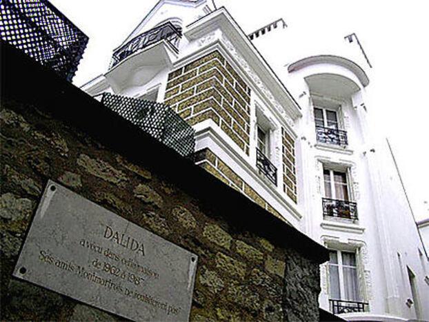 Maison de DALIDA : Montmartre : 18ème arrondissement : Paris : Routard.com