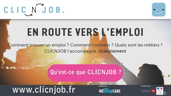 Comment trouver un emploi ? Comment t'orienter ? Quels sont les métiers ?