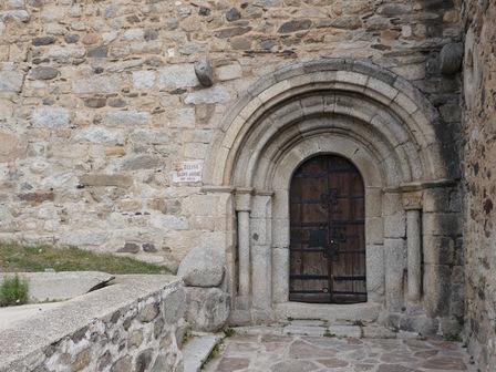 Chapelle Saint-André, le portail