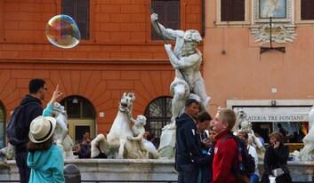 ROME EN SOLITAIRE