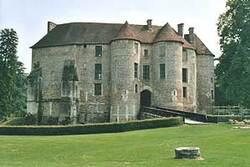 Le château d'Harcourt et son arboretum