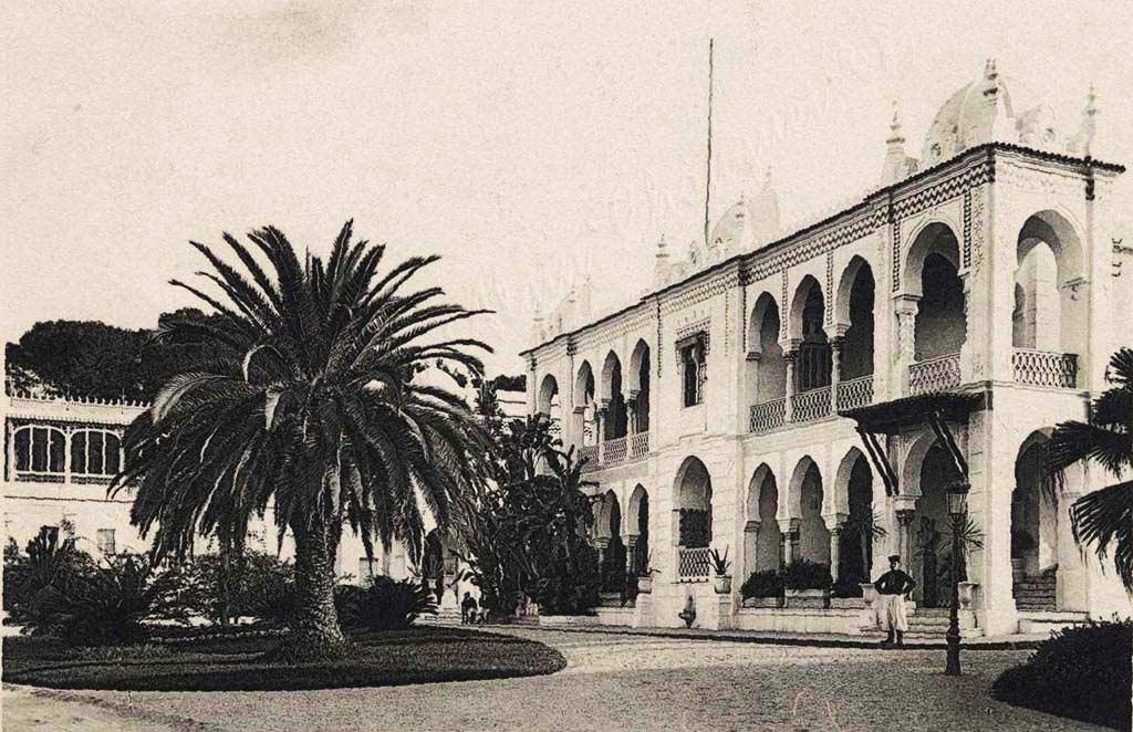 Environs d'Alger - Palais d'Été du Gouverneur