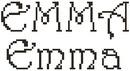 Dictons de la Ste Emma  + grille prénom   !