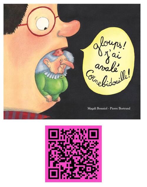 Une autre manière de présenter un livre aux enfants via une petite vidéo