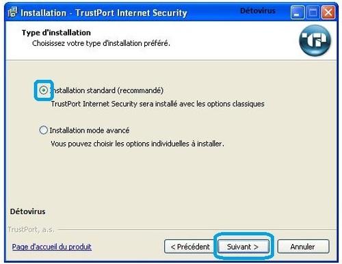 Trusport Internet Security 2013 - Licence 6 mois gratuits