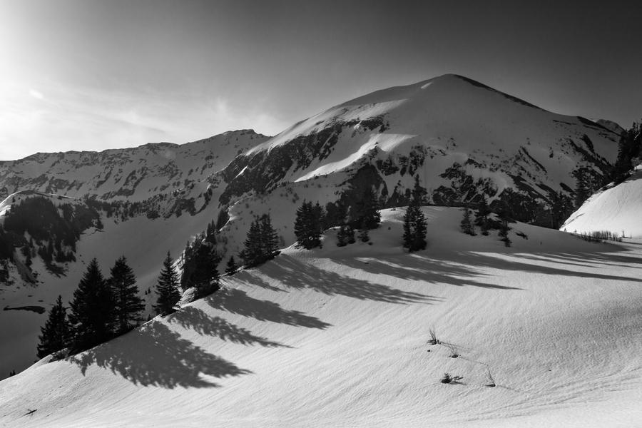 Montagnes de la Gruyère