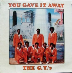 The G.T.'s - You Gave It Away - Complete LP