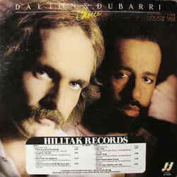 Dalton & Dubarri - Choice - Complete LP