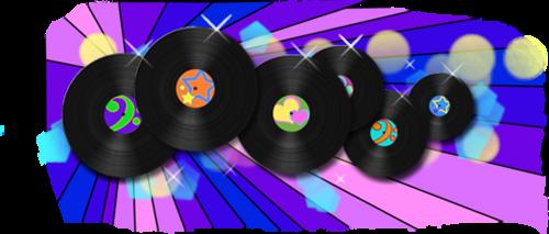 RADIO -  55 pièces musicales (de PIERGI)