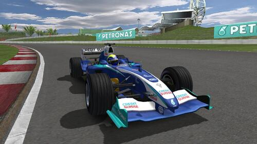 Team Sauber Petronas F1