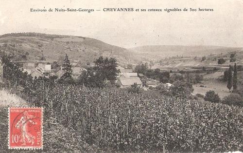 Famille Chevrier Chevannes (89)