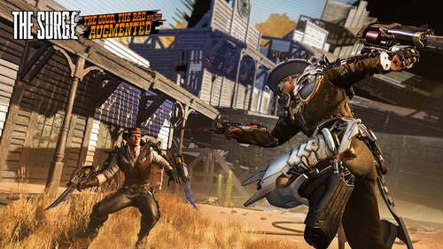 PATCH : The Surge, DLC The Good, the Bad and the Augmented, patch 15*