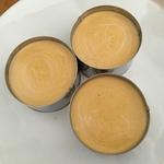 Pumpkin's Mado cheesecake (cheesecake à la citrouille et noix de pékan, caramel beurre salé)