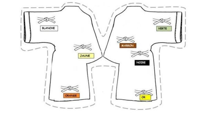 Mise à jour des ceintures de conjugaison