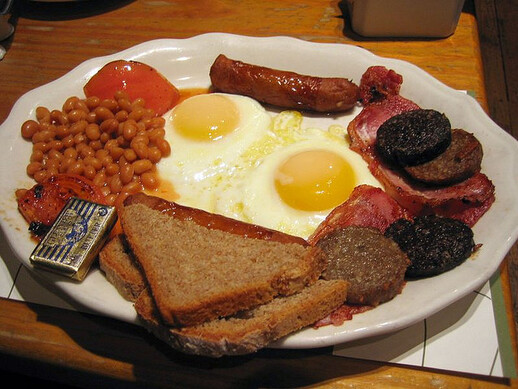 Irish breakfast 50 of the World's Best Breakfasts