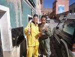 De Santa Cruz à Sucre, vers les cimes andines !