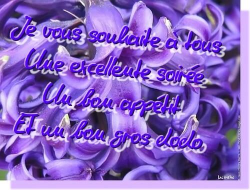 Qui aime le violet ??????