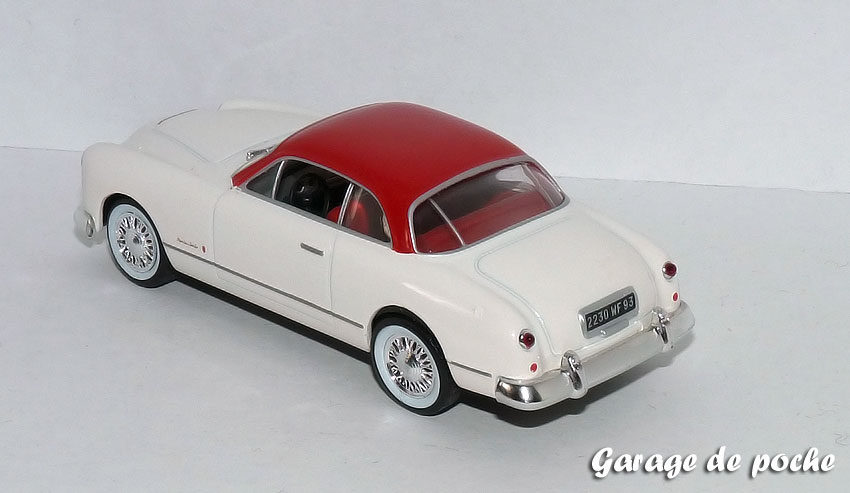 simca com te monte carlo 1955 garage de poche voitures miniatures. Black Bedroom Furniture Sets. Home Design Ideas
