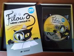 Production d'écrits CE2 - Filou mène l'enquète