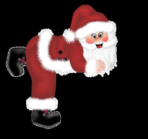 Pères Noël Série 4