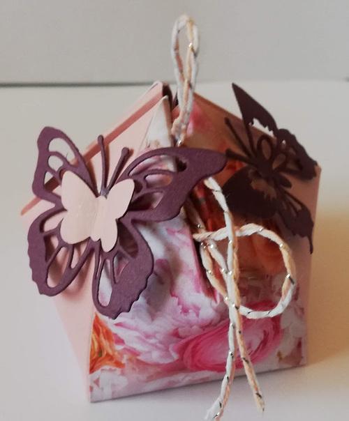 atelier chez Odette : les cadeaux...