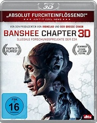 [Blu-ray 3D] Banshee Chapter