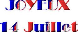 ♥Bon 14 juillet♥