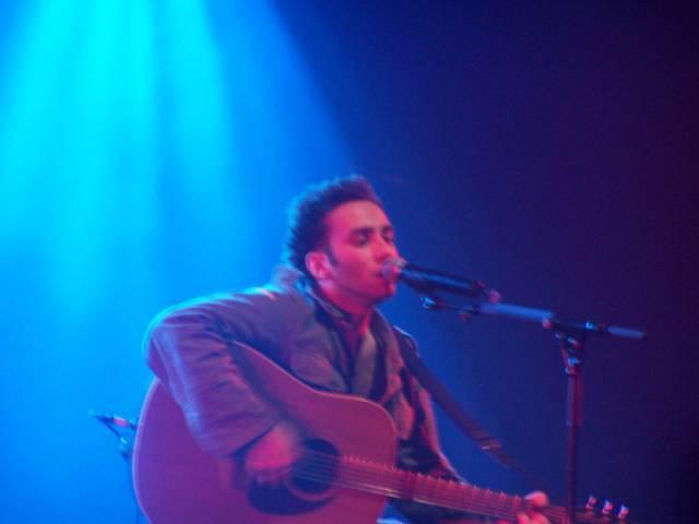Track list de Dunkerque le 12 Mars 2005 + photo de ce concert