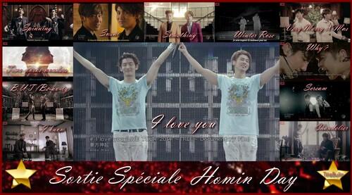 Sortie spéciale Homin Day